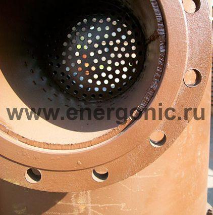 Фото фильтрующего элемента грязевика