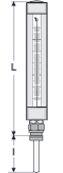 Термометр виброустойчивый СП-В П